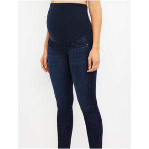 AG Maternity Jeans Skinny Jegging Stretchy Band 26